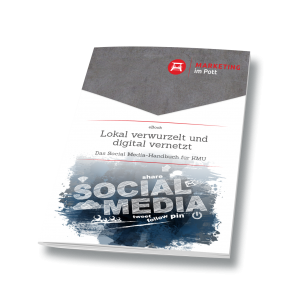 Das Social Media-Handbuch für KMU vermittelt auf 30 Seiten geballtes Wissen.