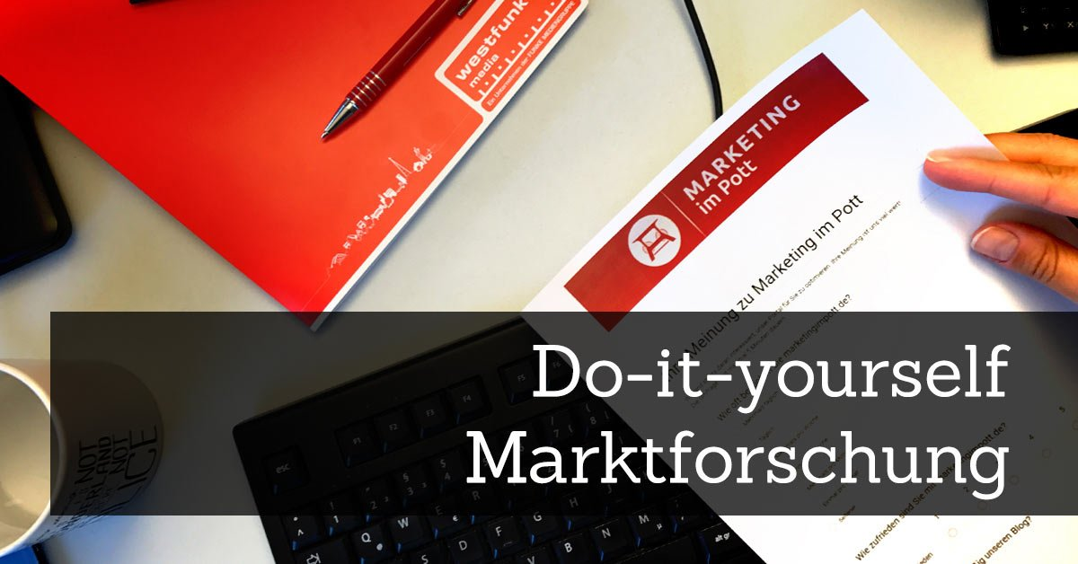 Webinar: Do-it-yourself Marktforschung