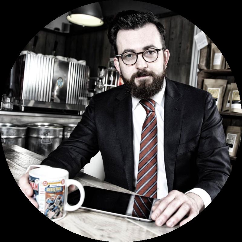 Christian Gondek ist Experte für Kundenbegeisterung, Kundenzufriedenheit und Kundenloyalität.