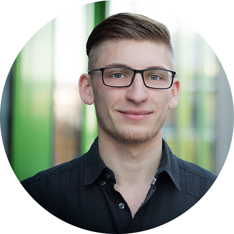 Hendrik Weyers aus dem Team von Marketing im Pott.