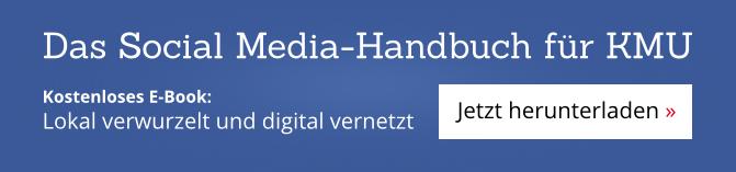 Das Social Media-Handbuch für KMU – zum Download