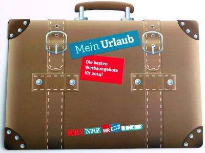 Bild des zugesendeten Koffer