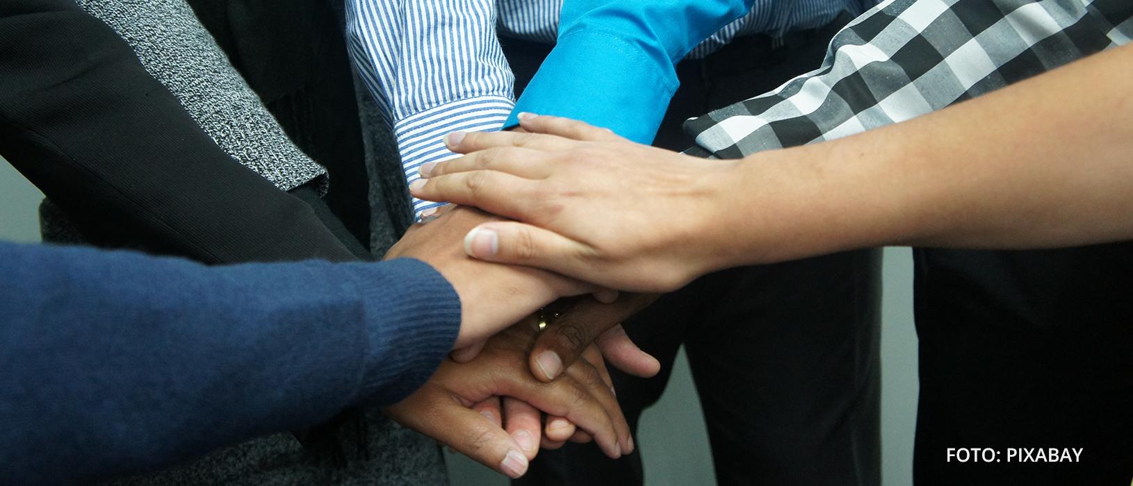 Das Teamgefühl zu fördern kann eine positive Wirkung auf das gesamte Unternehmen haben. Foto: Pixabay
