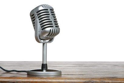 Ein Nierenmikrofon