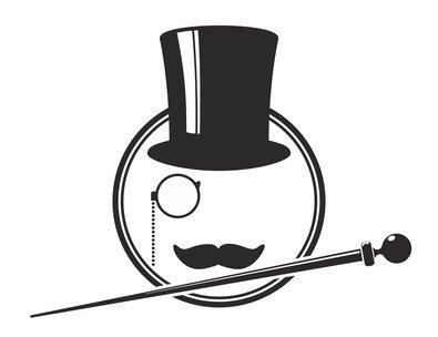 Gentleman-Symbol