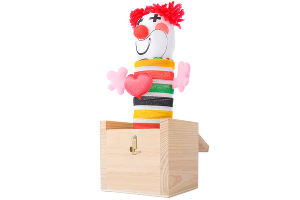 Eine Clown Box
