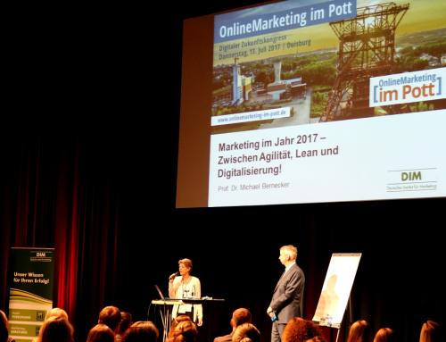OnlineMarketing im Pott – der erste Zukunftskongress in Duisburg