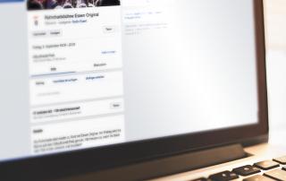 Veranstaltungen bei Facebook haben einige Besonderheiten. Foto: MiP