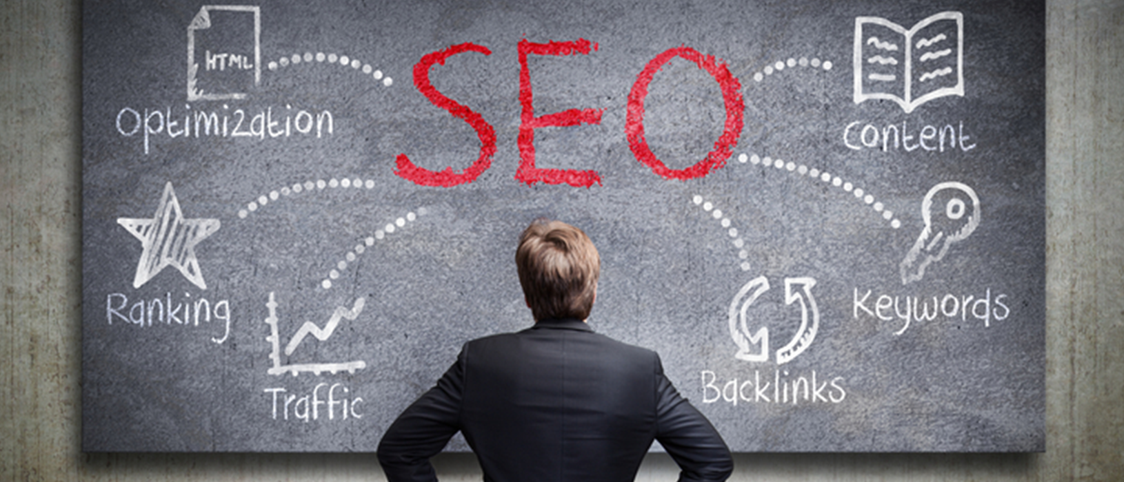 Durch gute Platzierungen in Suchmaschinen lassen sich größere Unternehmenserfolge erzielen. Foto: DIM.