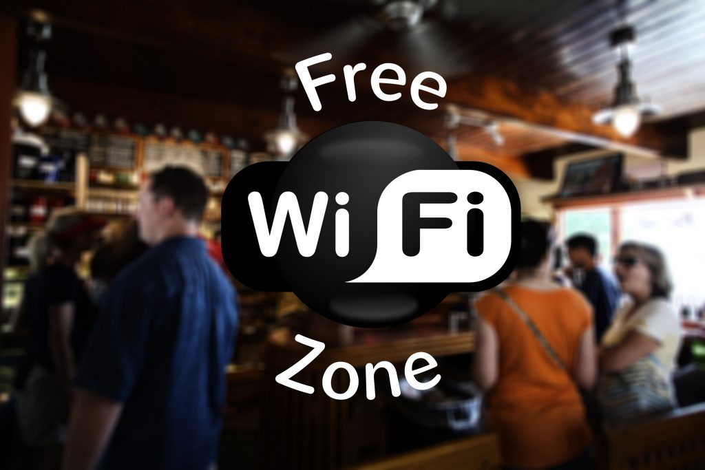 Immer mehr Locations bieten kostenloses WLAN für ihre Kunden an. Foto: Pixabay