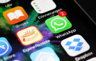 WhatsApp-Marketing nimmt in der Messenger-Welt einen immer höheren Stellenwert ein. Foto: Pixabay