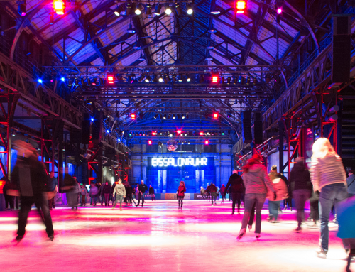 Eventmarketing im Ruhrgebiet: Radio Bochum on Ice