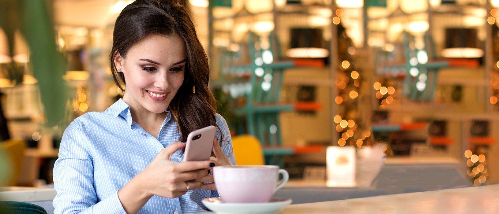 In sozialen Netzwerken können Unternehmen ihre Kunden direkt ansprechen. Foto: Pixabay