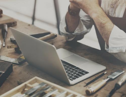 Digitalisierung im Handwerk: Einfach online renovieren!