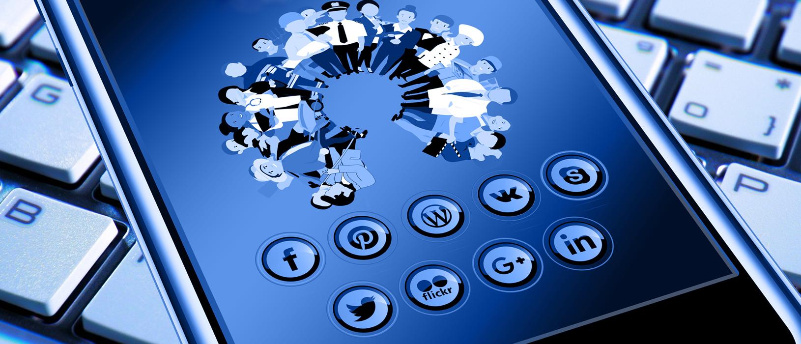 Social Handy Netzwerke