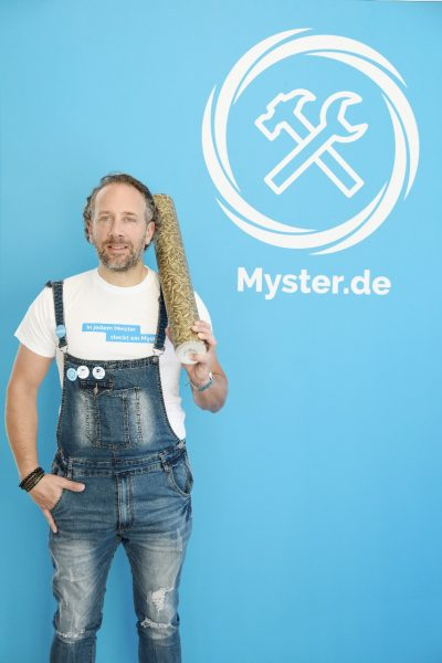 Mirco Grübel ist der Gründer von Myster.de. Foto: Myster.de