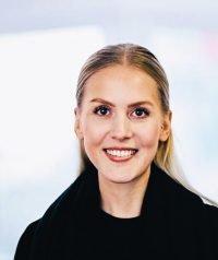 Marie Schnitzler ist Projektleiterin und Produktmanagerin der FUNKE NewsWall.