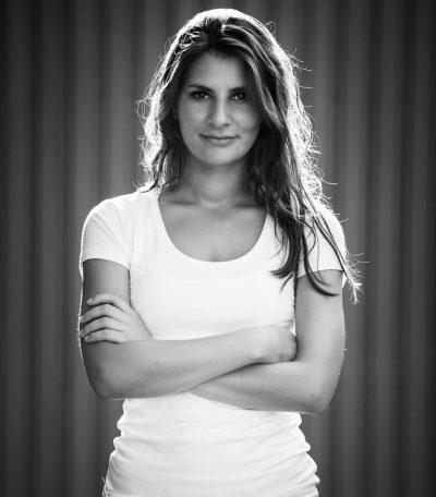 Larissa Chrenko ist als Medienkauffrau bei Pushfire in Essen tätig.