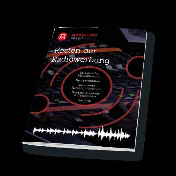 Gratis E-Book: Die Kosten der Radiowerbung von Marketing im Pott