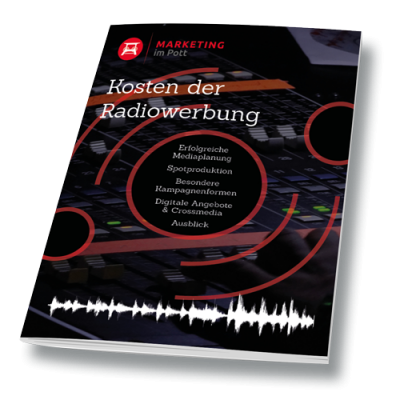 E-Book: Kosten der Radiowerbung