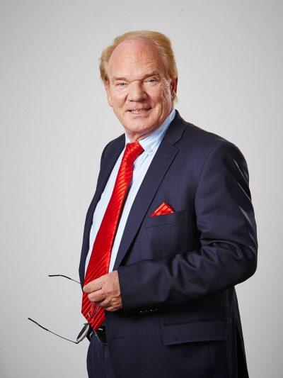 Lutz Kuckuck, Geschäftsführer der Radiozentrale