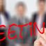 Mit fünf einfachen Tipps führen Sie nur noch effektive Meetings durch. Foto: Pixabay.