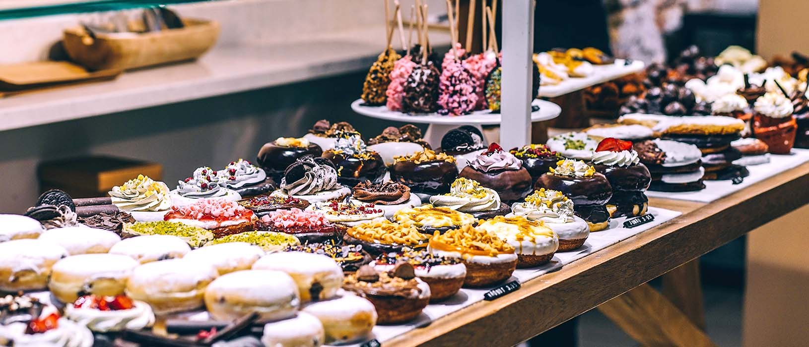 Guter Visual Content steigert die Wahrnehmung – oder macht in diesem Fall hungrig! Foto: Pixabay
