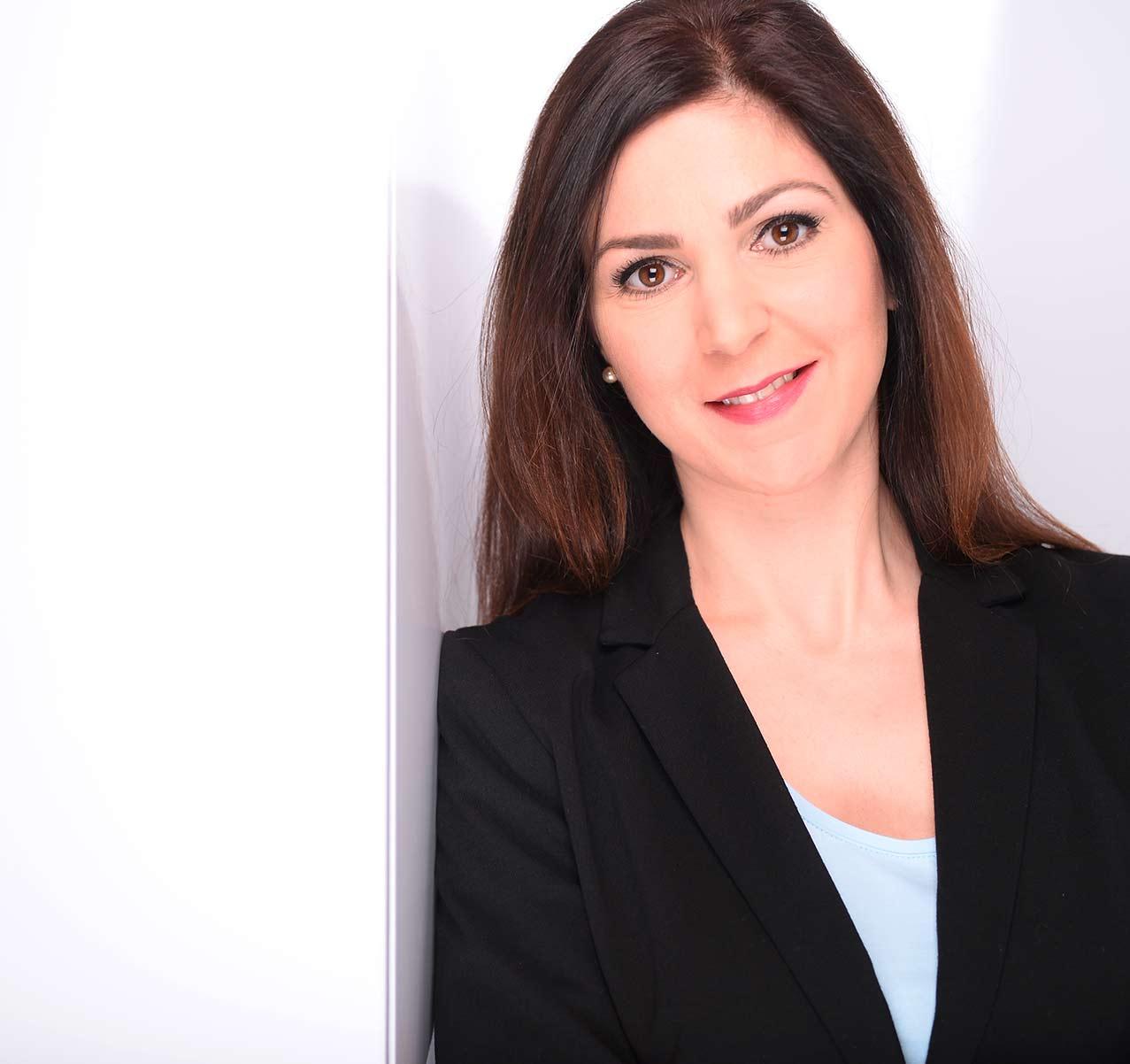 Nourolhoda Nourshahi ist Geschäftsführerin von Luxregia in Gelsenkirchen.