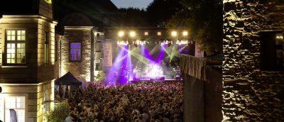 Die Ruhrbühne gilt als das Mülheimer Sommer-Event – ein Projekt der MST. Foto: PR-Fotografie Köhring/MST.