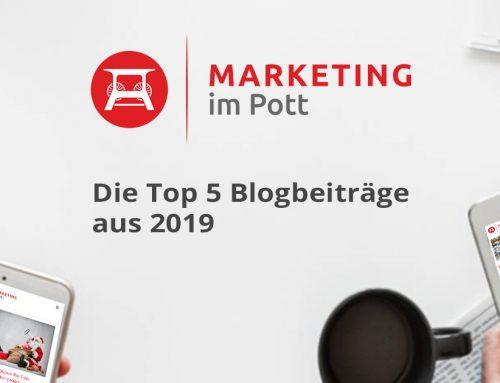 Jahresrückblick 2019: Das waren Ihre beliebtesten Blogbeiträge
