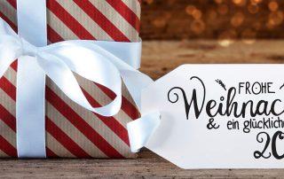 Frohe Weihnachten und einen gelungenen Jahreswechsel wünscht das Team von Marketing im Pott! Bild: istockphoto