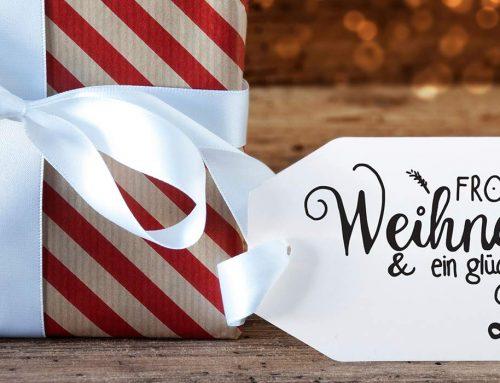 Das Team von Marketing im Pott wünscht Ihnen schöne Feiertage!