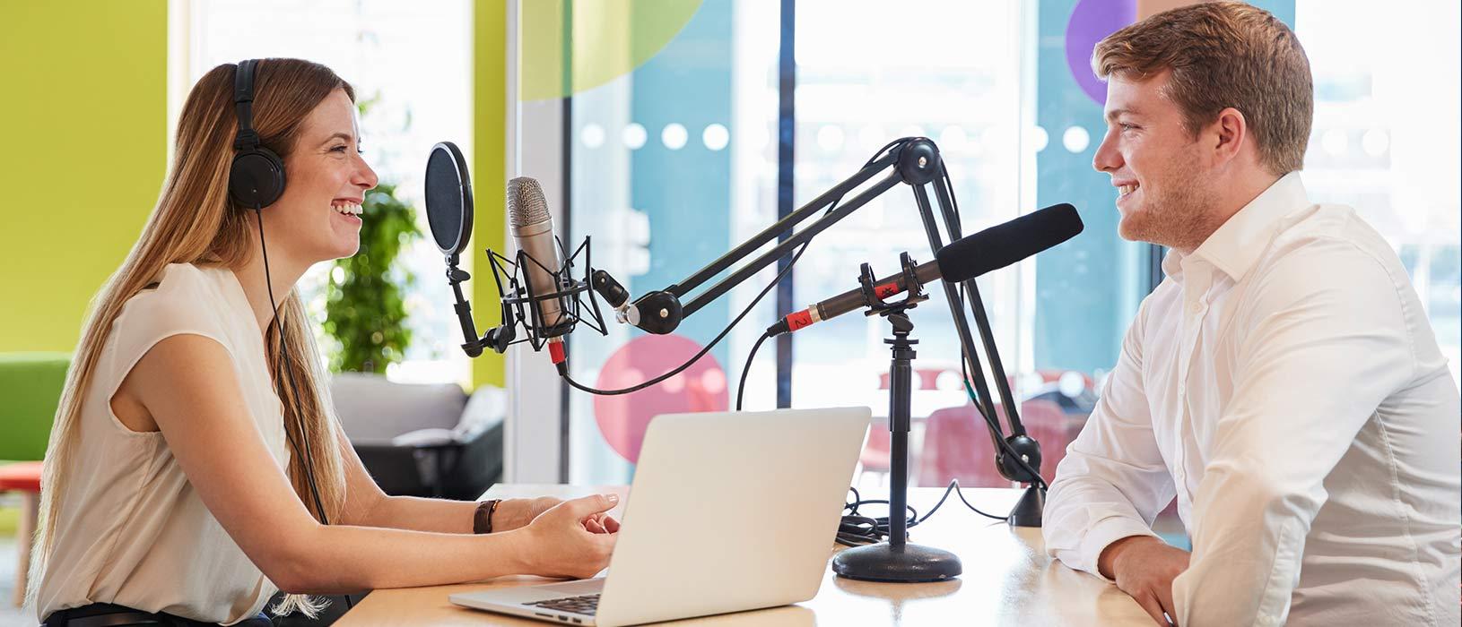 """Im Ruhrpodcast von und mit Frank """"Zepp"""" Oberpichler werden Themen aus dem Ruhrgebiet behandelt. Die Interviewpartner sind dabei so facettenreich wie das Ruhrgebier selbst. Foto: istock"""