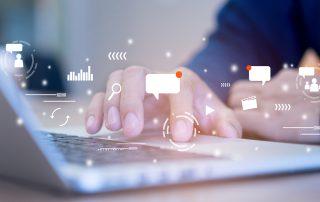 In Zeiten von Kontaktverboten und Ladenschließungen st nun die richtige Zeit Online-Markting auf- und auszubauen. Unsere Tipps helfen Ihnen den Grundstein dafür zu legen. Quelle: iStock
