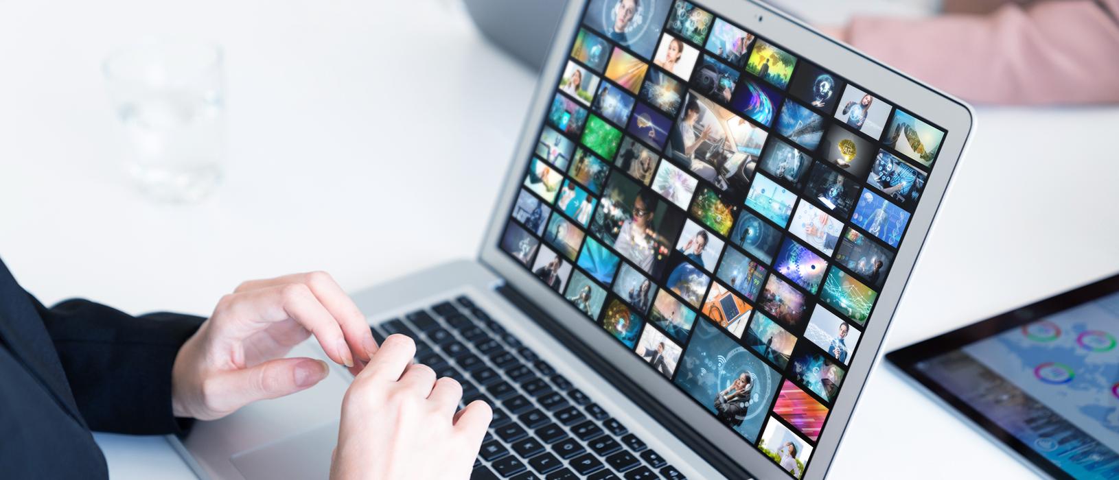 Nutzen Sie effektives Videomarketing, um Ihre Zielgruppe auf unterschiedlichen Kanälen zu erreichen. Bild: istock