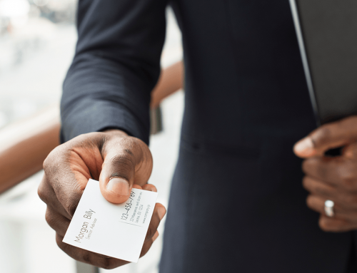 Visitenkarten 2020: Tipps für einen professionellen Eindruck
