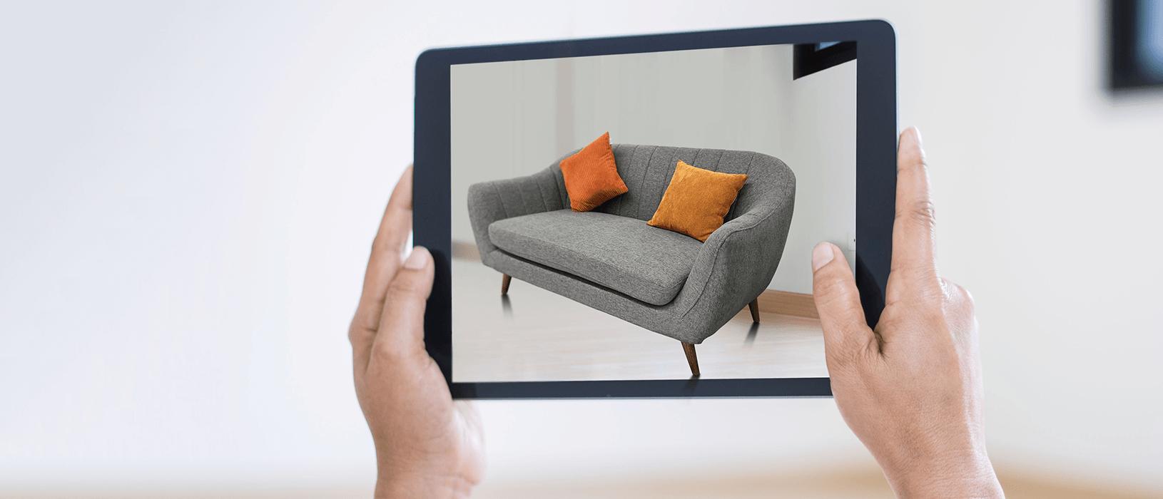 Viele Möbelstücke werden nach wie vor stationär gekauft. Jedoch bieten Social-Media-Kanäle hier neue Präsentationsmöglichkeiten! Bild: iStock