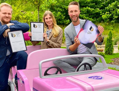 Prämierte Marke: Movie Park gewinnt German Brand Award 2020