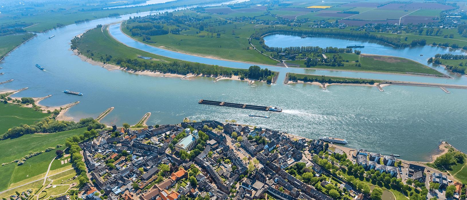 Die Region am Niederrhein hat neben schönen Landschaften und tollen Städten auch viele bekannte Marken aus der Food-Industrie zu bieten. Bild: FUNKE Foto Services Hans Blossey