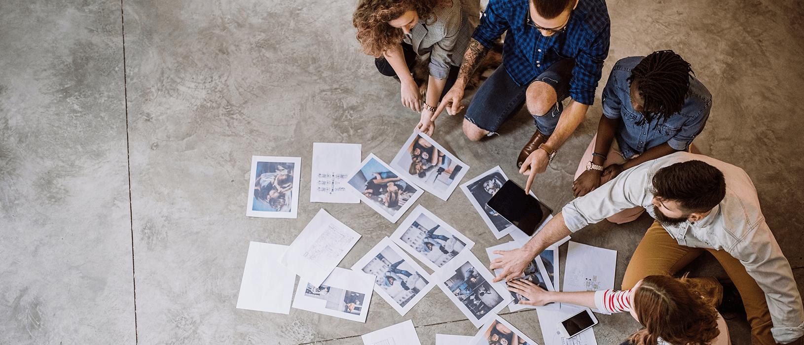 Bilder spielen im Marketing eine bedeutende Rolle. Ebenso wichtig ist die rechtlich passende Bildlizenz. Bild: getty images